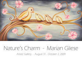 Mother Bird from Nature's Charm by Marian Gliese of Studio Gliese